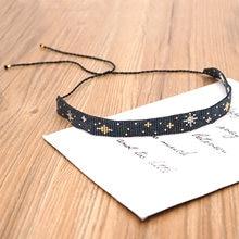 Go2boho 2020 mode Collier ras du cou Miyuki Design Collier pour femmes bijoux japonais à la main perle métier à tisser Collier bijoux