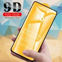9D Temperato Protezione Dello Schermo di Vetro Per Xiaomi Mi 11X 11 11i 10i 10T 10 9T 9 8 SE a3 A2 A1 Pro Lite 5G Copertura Completa di Vetro Pellicola