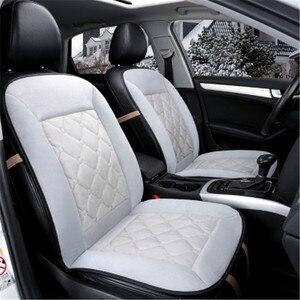 Image 1 - ตุ๊กตารถเบาะรองนั่ง4 Seasonด้านหน้าทั่วไปMatรถAnti Slip Breathableสำหรับรถยนต์รถยนต์ภายในอุปกรณ์เสริม