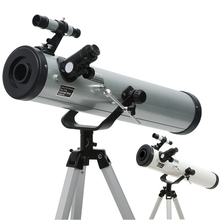 Refraction Astronomical Telescope Stargazing Sky Monocular Telescope Space Observation 525x Scope Outdoor with Portable Tripod wnnideo 90x portable astronomical refractor tabletop telescope 360x50mm for kids sky star gazing