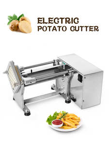 ITOP Slicer French Cutter Potato-Chip Shredding-Machine Vegetable Carrot Fruit Electric