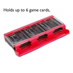 Image 3 - 6 в 1, жесткий чехол для Nintendo Switch Lite Mini Games