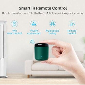 Broadlink RM4C Mini3 Universal RM mini 3 Intelligent Remote Controller WiFi 4G IR Control Smart Home Work With Alexa Google Home