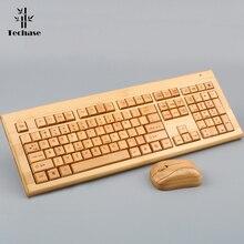 Gaming Nirkabel Mouse Klavye