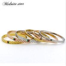 Multi-size 4,6,7MM Bracelet Rose…