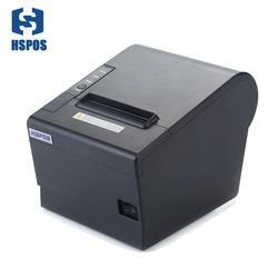 Najtańszy Bluetooth Ethernet USB POS 80MM POS80 termiczna fakturowanie drukarka paragonowa z automatyczna gilotyna andorid i win10