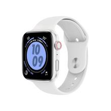 IWO inteligentny zegarek 44mm dla Android IOS Bluetooth otrzymać telefon zwrotny od zegarki do pomiaru tętna dla kobiet mężczyzn #8217 s postawy polityczne w Smartwatch IWO 12 13 tanie tanio OEING Brak Na nadgarstku Wszystko kompatybilny 128 MB Passometer Uśpienia tracker Wiadomość przypomnienie Przypomnienie połączeń