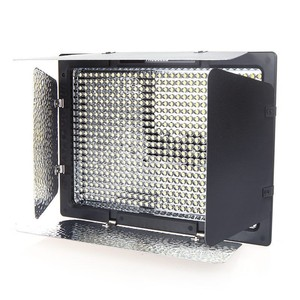 Image 4 - Yongnuo YN600L YN600 L LED Video Light 3200K 5500K with AC Adapter Set Support Remote Control by Phone App for Interview