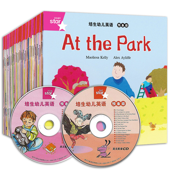 35Pcs/Lot Children English With Audio CD Audio 0-6 Years Old Children's Books In English Reading Picture Books Story smith english for careers audio cassettes 2ed