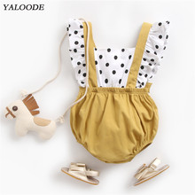 YALOODE Summer Fashion Newborn Baby Romper Baby