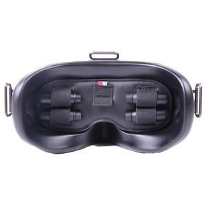 Image 1 - Portable FPV Goggles V2 Storage Folder Antenna Memory Card Storage Bag for DJI FPV Goggles V2 Accessories