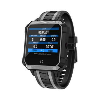 IP68 Waterproof 4G sport smart watch Android phone H7 MTK6737 1GB 8GB 600mAh Battery 5.0Mp camera gps smartwatch men