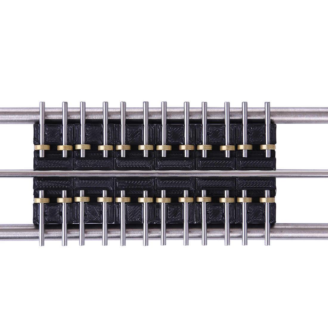 50cm 1: 87 Model pociągu HO skala akcesoria do majsterkowania bieżnia z linią łączącą do modelu skali HO na rynku