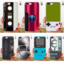 For Galaxy J1 J2 J3 J330 J4 J5 J6 J7 J730 J8 2015 2016 2017 2018 mini Pro Soft TPU Phone Covers Case Retro Camera Game Console(China)