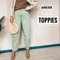 Denim Pantalon femmes taille haute sarouel 2019 jean ample grande taille Pantalon femmes décontracté Streetwear Pantalon Femme