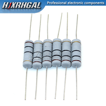 Carbon-Film-Resistor 22R 150R 10K 100R 470-Ohm 470R 47k-1 22-47-51 5pcs/Lot 5%1r--1m