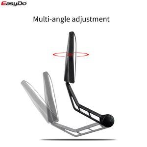 Image 2 - EasyDo 1 çift bisiklet dikiz aynası bisiklet bisiklet geniş arka görüş reflektör ayarlanabilir sol sağ aynalar