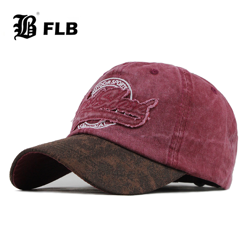 [FLB] New Baseball Caps For Men Cap Streetwear Style Women Hat Snapback Embroidery Casual Cap Casquette Dad Hat Hip Hop Cap F604