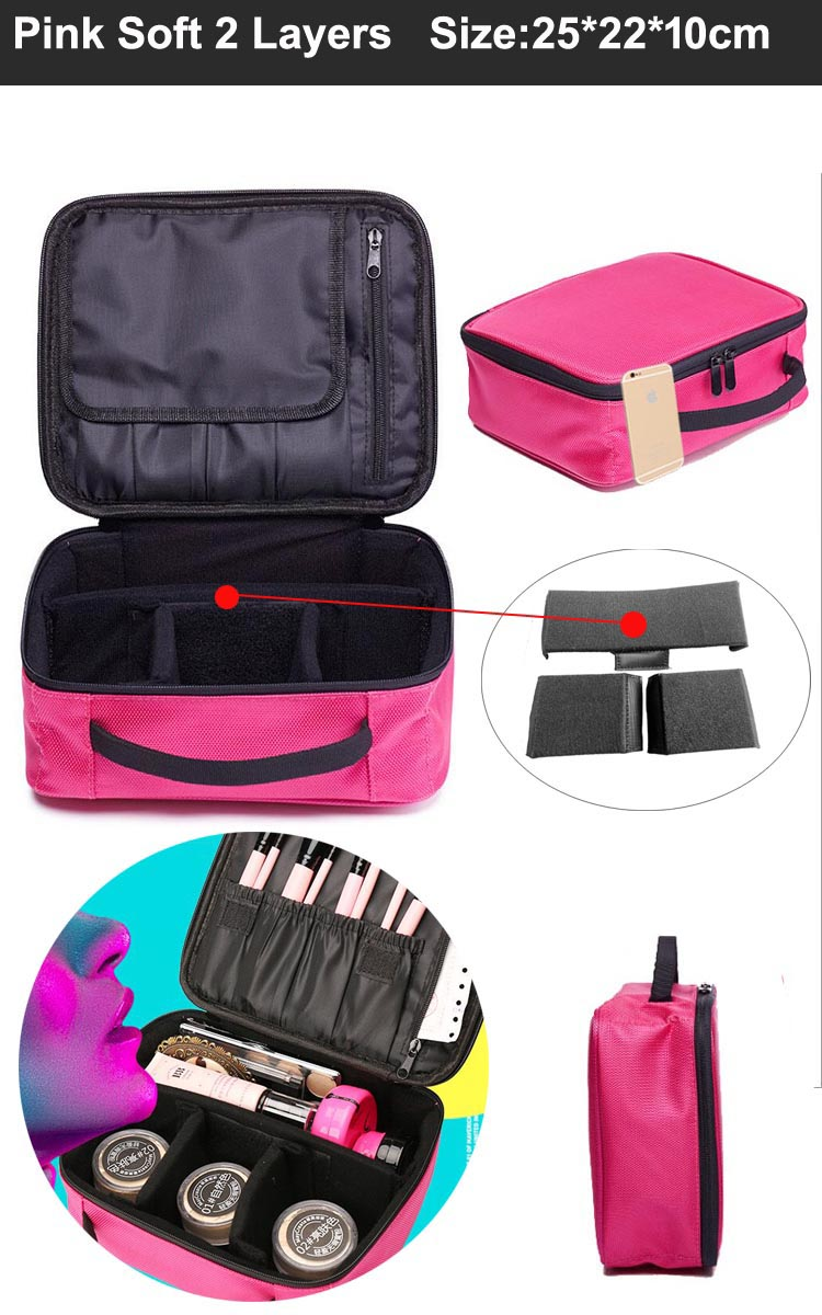 H9e65d52a8f35422a8570d5bffba8c6bdZ - Professional Cosmetic Bag | Makeup Case