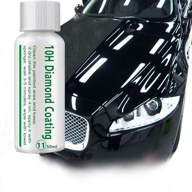 10H Diamond Coating Hydrophobic Glass Coating Ceramic Automotive Coating Car Kit Diamond Hydrophobic Glass Coating Polish