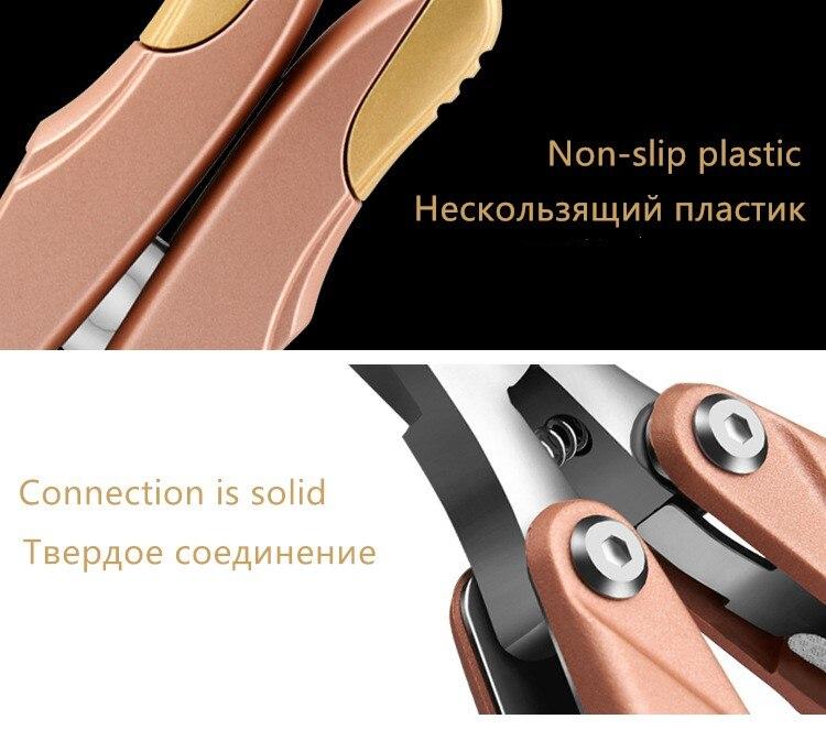 nipper clipper borda cortador removedor de pele