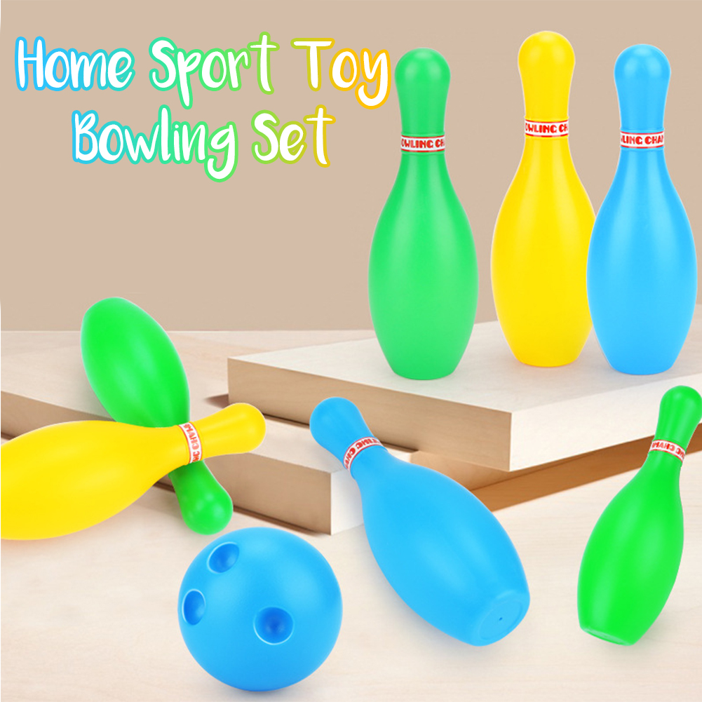 Ultimate SaleÚBowling-Set Outdoor Balls Pins 12pcs Games Sport-Toy Gifts Non-Toxic Early-Learning Colorful¥