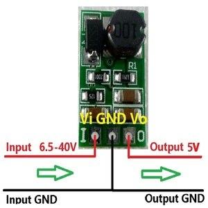 Image 5 - DD4012SA_5V * 10 10pcs 5W 7 40V a 5V DC DC Buck Converter Module Step Imbottiture Scheda regolatore di Tensione