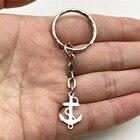 anchor charm keychai...