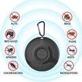Репеллент от комаров портативный ультразвуковой репеллент от насекомых Электронный репеллент от вредителей USB-убийца насекомых пауков