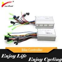 48V 36V 12A 14A 20A Electric Bike Motor LCD LED Controller 250W 350W 500W Motor Brushless Controller For Electric Scooter E Bike|Electric Bicycle Accessories| |  -