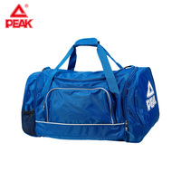 PEAK Gym Bag Sport Men and Women Outdoor Multi use Handbag Canvas Fitness Bags Gym Accessories for Women Lager Capacity BW30220