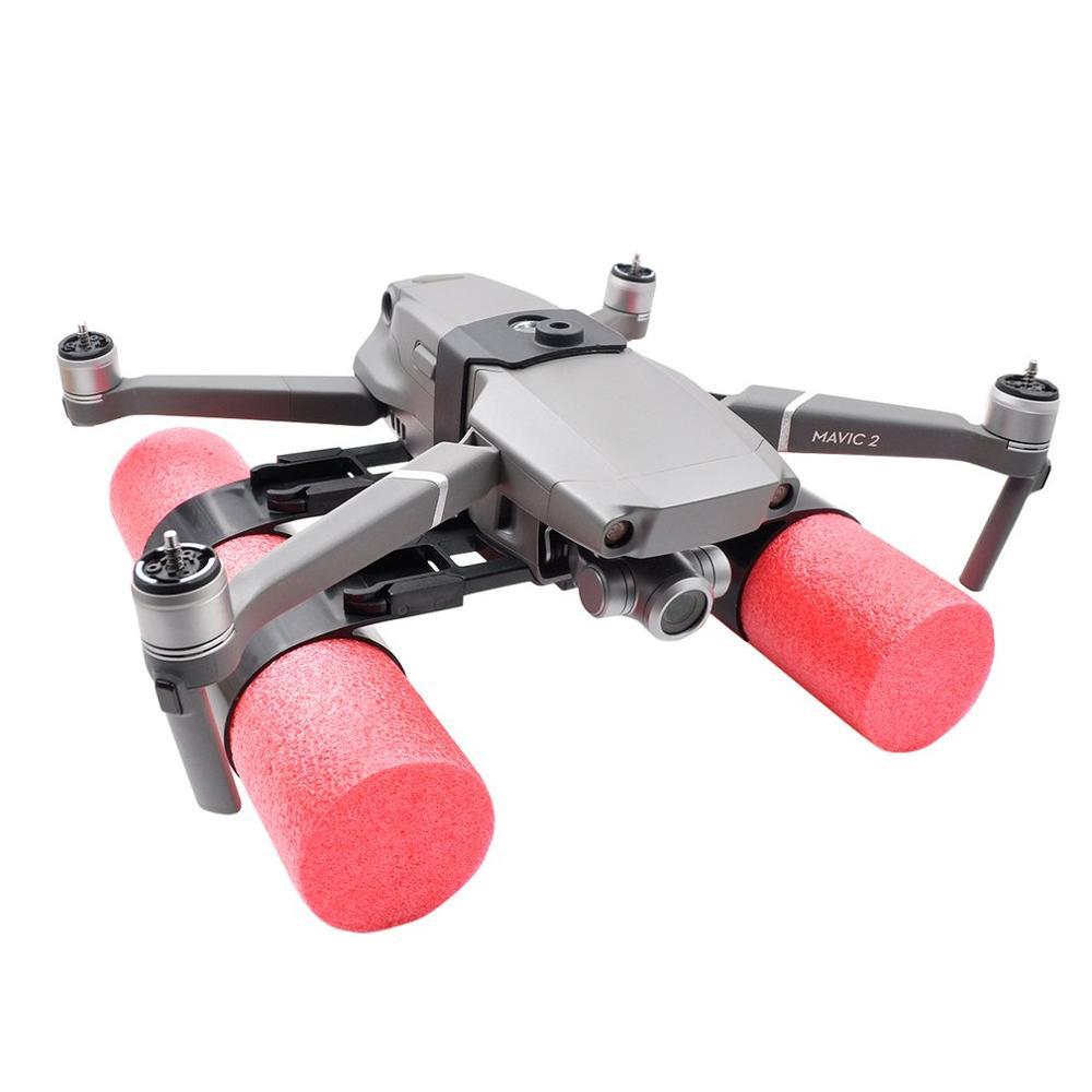 Landing Skid Float kit Extended Landing Gear Training Kit Buoyancy Bar Set Can Floating For For DJI Mavic 2 pro zoom