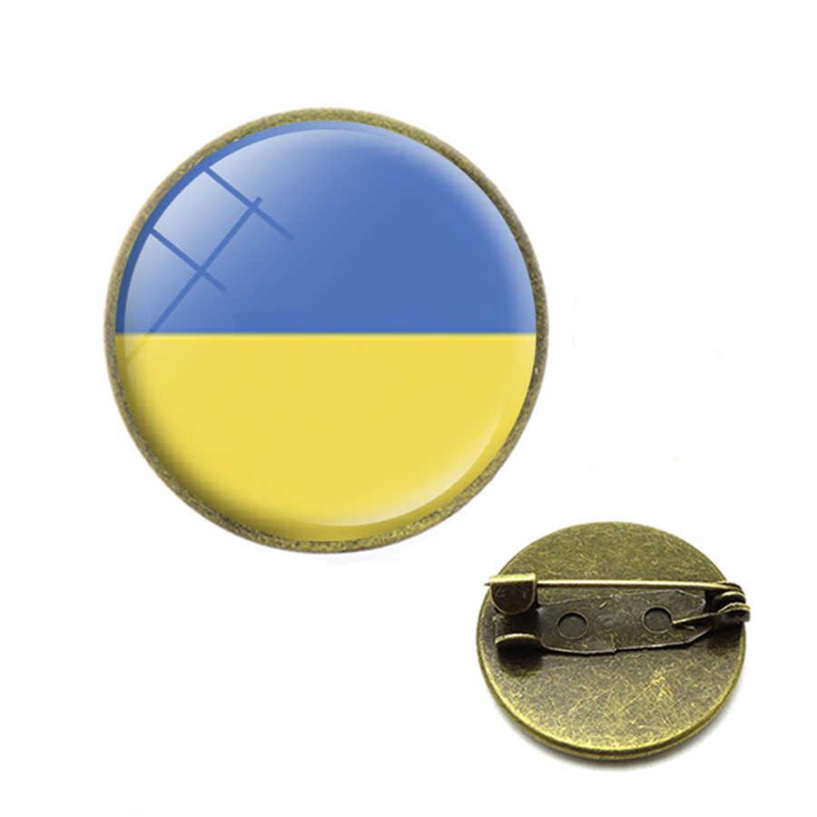 Nazionale Bandiera Spille Finlandia Svezia Norvegia Islanda Danimarca Ucraina Russia Bielorussia Estonia Lativia Spilla Spilli Gioielli