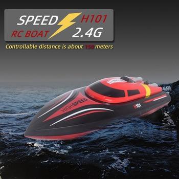 TK101 RC boat boot barco bateau barca tekne lancha bateau rc boats remote control de controle remoto botes ship model фото