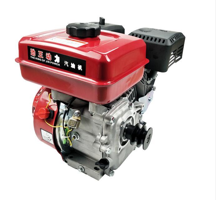 7.5 Horsepower GB200 GX270 GX390 168 170 Petrol Engine Fight Drugs Sprayer Plunger Pump Motor Four-stroke
