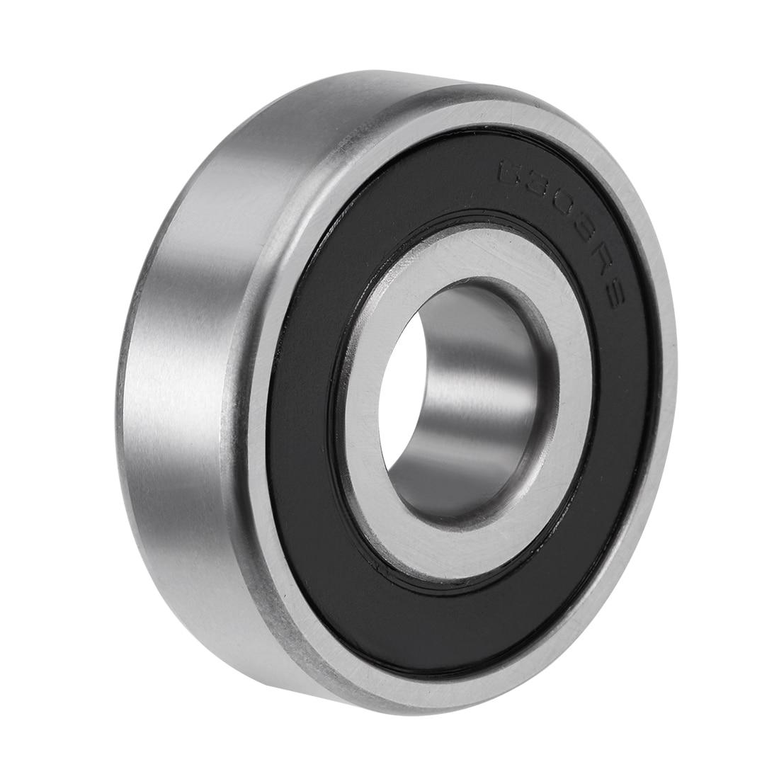 Uxcell ABEC-3 Bearings, 6200-6300 Ball Bearing 6303-2RS 1pcs