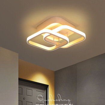 Modern Fashion LED Ceiling Lamp Fixture Aluminum Dining Living Room Bedroom Lights Lustre Lamparas De Techo led chandelier living room dining room lamp modern acrylic lamp lamparas de techo colgante moderna pendant lights abaju