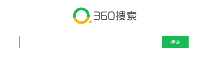 360:搜索结果无法形容。