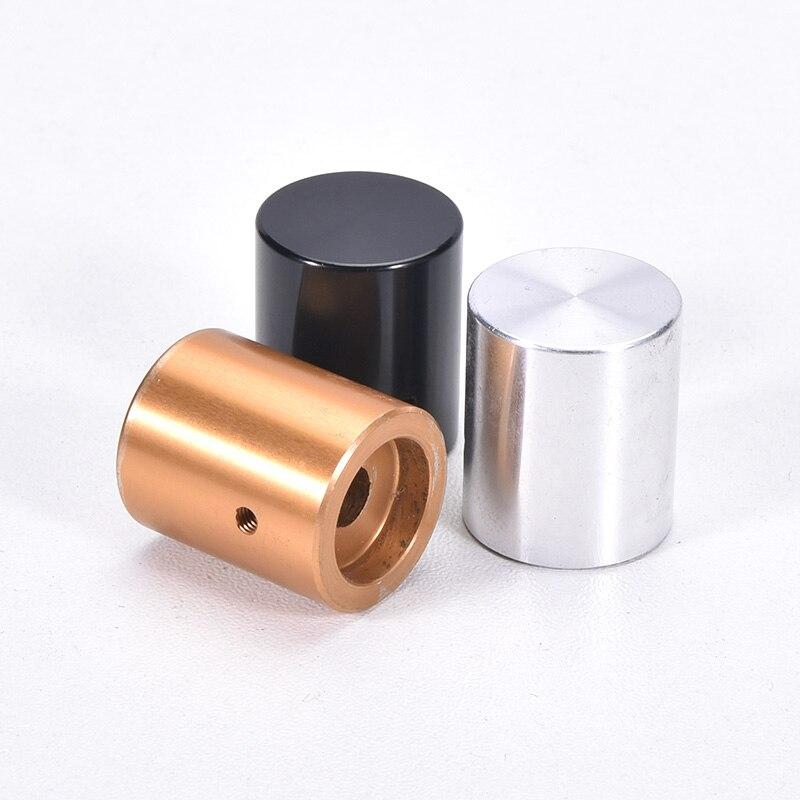 BRZHIFI Full Aluminum Knob For Power Amplifier 20*24mm