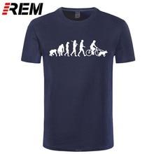 Camiseta edição padrão do rem fahrrad mit hund evolution
