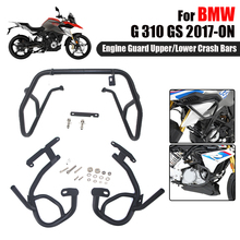 Tank-Protector-Cover Engine-Guard-Bumpers Lower-Crash-Bars G310 Motorcycle for BMW GS