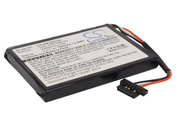 Cameron Sino Battery For Becker Ready 50,Traffic Assist Pro Z250 Ferrar,Traffic Assist Z098,Traffic Assist Z101 image