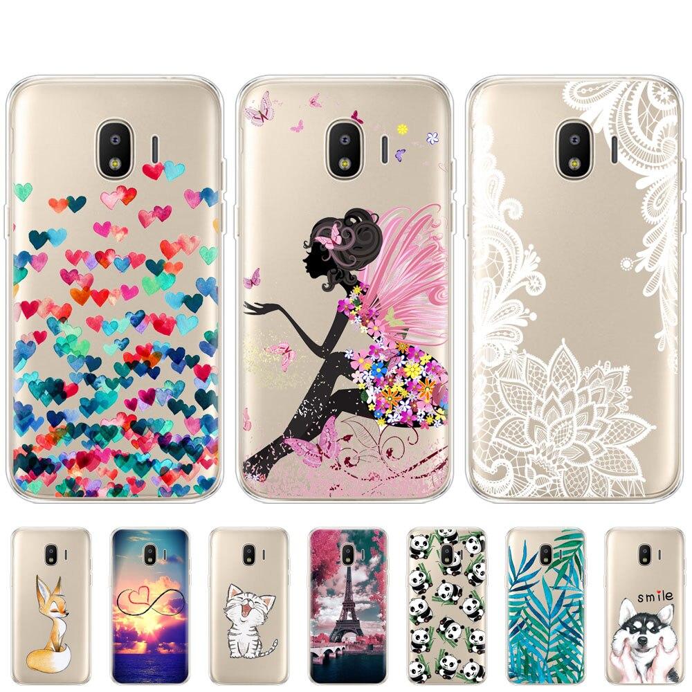 Soft Case For Samsung J2 Core Case Silicone Back Cover Phone Case For Samsung Galaxy J2 Core 2018 J 2 SM-J260F J260F J260
