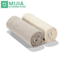 100% xiaomi mijia Pillow 8H Z1 Z2 Antibacterial Natural Material Case Tianzhu cotton pillowcase with polygiene antibacterial(China)