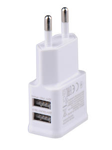 Adapter USB Power-Charger Eu-Plug iPad Travel Universal iPhone Xiaomi Samsung for 5V