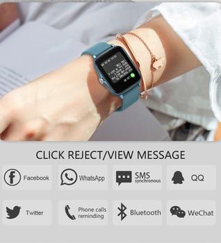 Смарт-часы Lemfo Y20 5