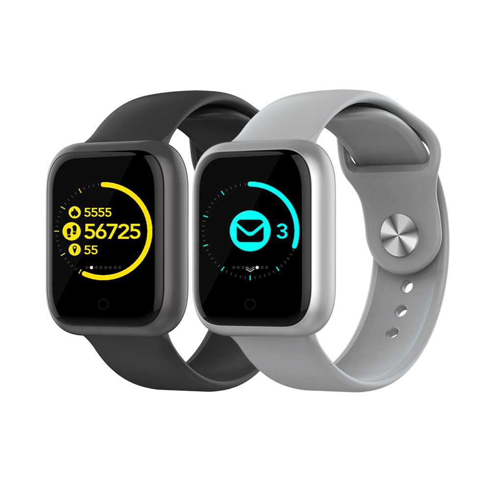 Waterproof Heart Rate Blood Pressure Wristband Smart Watch Bracelet For OPPO R17 Pro R15 R11s Plus R9 Plus R7s Plus R7 Plus