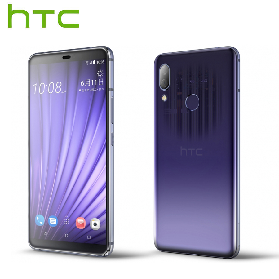 """2019NEW HTC U19E Dual SIM 4G LTE Mobile Phone 6.0""""1080x2160p 6GB RAM 128GB ROM Snapdragon710 Octa Core NFC 3930mAh Android 9.0"""