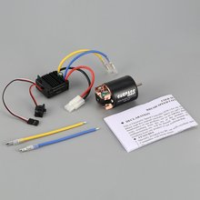 Surpass Hobby RC 540 13T 17T 21T 23T 27T 35T 45T 55T 80T Brushed Motor for RC Car 1/10 Rock Crawler 4WD Vehicle RCCar Part motor rc torque tuned motor rs 540 brushed 8t 14t 19t 21t 27t 35t 45t 55t for 1 10 off on road car truck rock crawler buggy boat