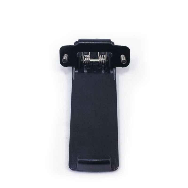 Ücretsiz kargo 1 adet Baofeng radyolar UV5R için kemer klipsi BAOFEG UV5R Ham radyo yürüyüşü B0KF